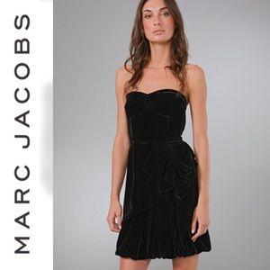Marc Jacobs Velvet Dress